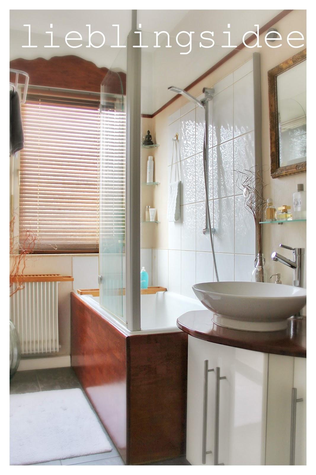 lieblingsidee: Ein Badezimmer im Kajütenlook ... aus alt mach neu ...