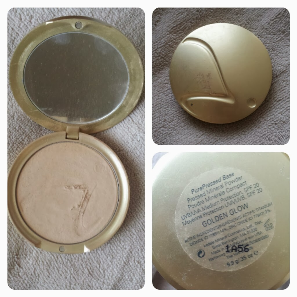 Jane iredale powder foundation