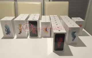 iPhone 6S BM Garansi Internasional
