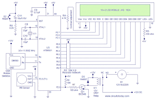 Security alarm system burglar alarm system using microcontroller images of burglar alarm system using microcontroller sciox Images