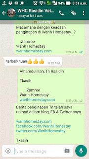 Warih-Homestay-Testimoni-En-Rasidin-Jabatan-Veterinar-Kelantan