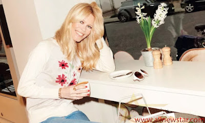 Claudia Schiffer Favorite Things