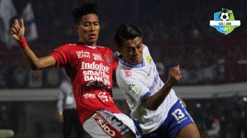 Hasil  Bali United vs Persib Bandung 0-0 Liga 1 Minggu 27 Mei 2018