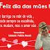 Mensagem da Vereadora Soldado Valéria Morais