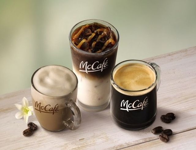 mcdonald u0026 39 s tests new americano and macchiato in northern