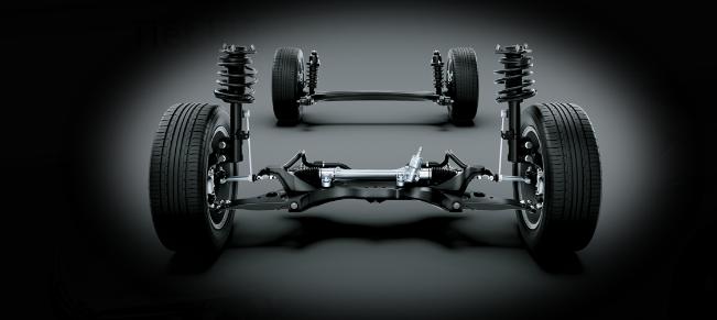Hệ thống treo Macpherson giúp xe di chuyển êm ái và an toàn(2)