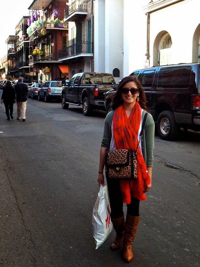 NOLA shopping