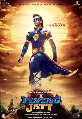 A Flying Jatt 2016 Official Trailer