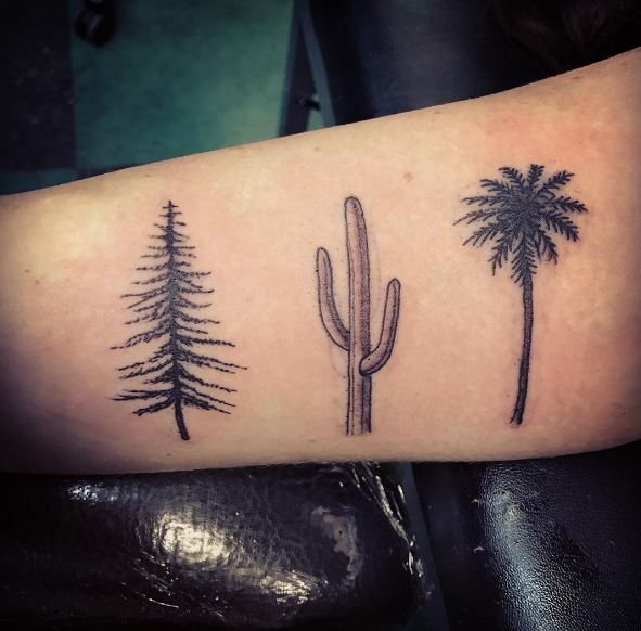 50 Meaningful Tree Tattoos Designs for Nature Lovers () of 24 by Patrick