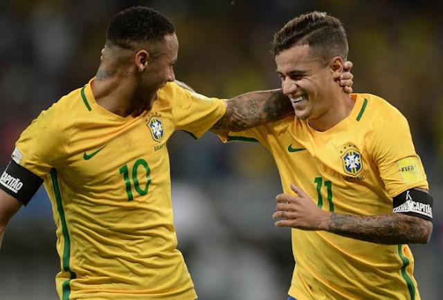 Ronaldinho tiến cử người thay Neymar cho Barca