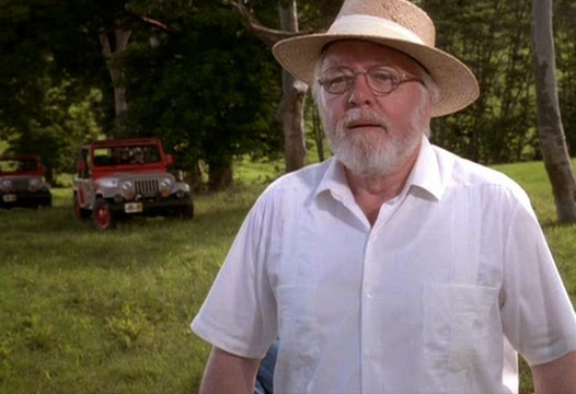 RIP Richard Attenborough death