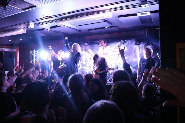 Battle Beast live in Wolverhampton 2017