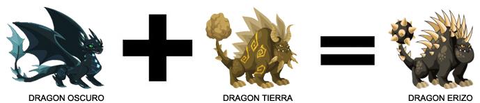 como sacar al dragon erizo en dragon city combinacion 1