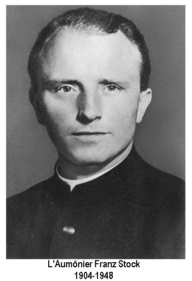 Franz Stock (1904-1948) : figure de la réconciliation franco-allemande