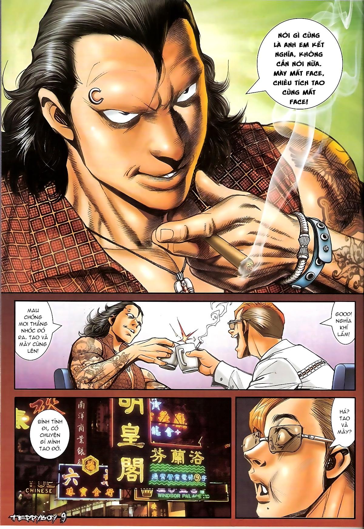 Người Trong Giang Hồ - Chapter 1328: Rắc rối - Pic 6