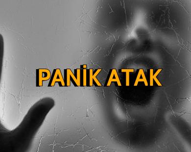 Panik Atak Korku Nöbetleriyle Ortaya Çıkıyor