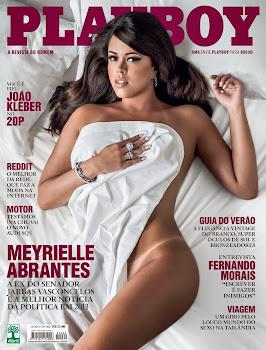 baixar Revista Playboy - Meyrielle Abrantes - Novembro de 2013 download