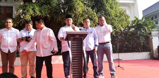Ada Bentrok di Madura, Prabowo Minta Pendukung Tenang