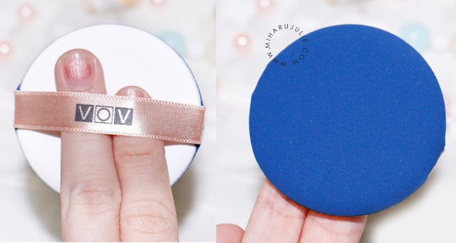 vov maxmini cushion review