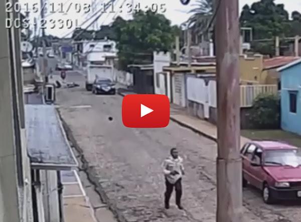 Tiroteo durante robo en Anzoátegui
