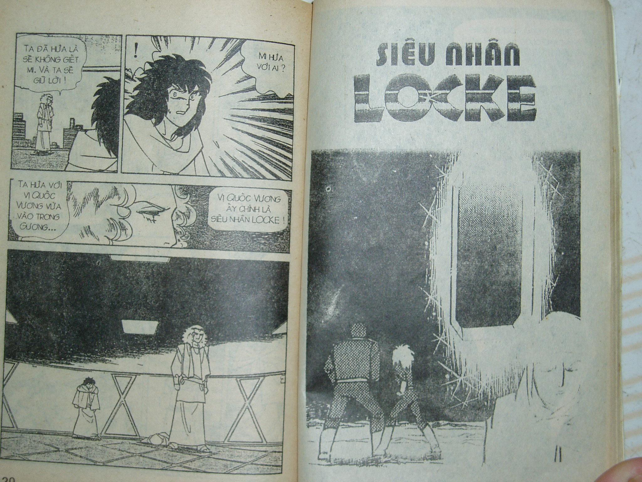 Siêu nhân Locke vol 17 trang 58