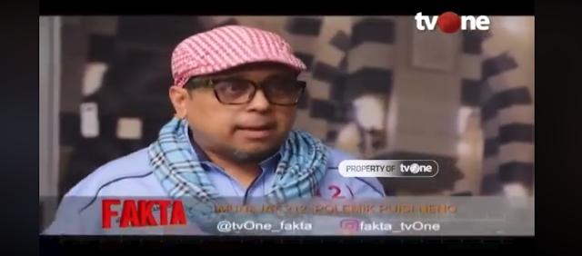 Wawancara di TVOne, Haikal Hasan Ngawur Bedakan 'Kafir' dan 'Kuffar'