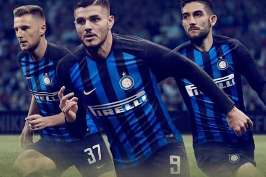 インテルナツィオナーレ・ミラノ 2018-19 ユニフォーム-ホーム