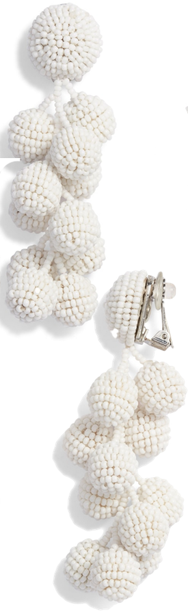 SACHIN & BABI NOIR Coconuts Earrings