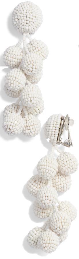 SACHIN & BABI NOIR Coconuts Earrings