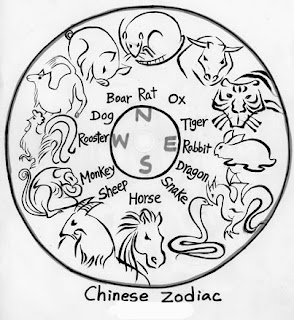 chinese zodiac coloring pages kids coloring pages. Black Bedroom Furniture Sets. Home Design Ideas