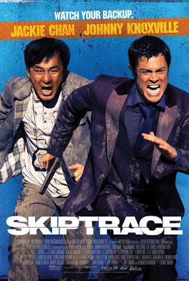 Skiptrace 2016 Hindi Dual Audio 720p HDRip 900mb ESub , hollywood movie Skiptrace 2016 hindi dubbed dual audio hindi english languages original audio 720p BRRip hdrip free download 700mb or watch online at world4ufree.ws