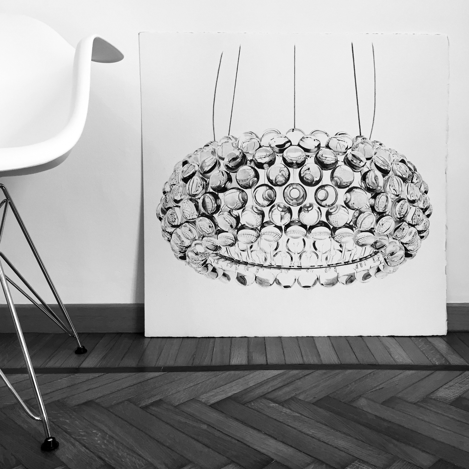 13-Caboche-Lamp-Alessandro-Paglia-Photo-Like-Black-and-White-Drawings-www-designstack-co