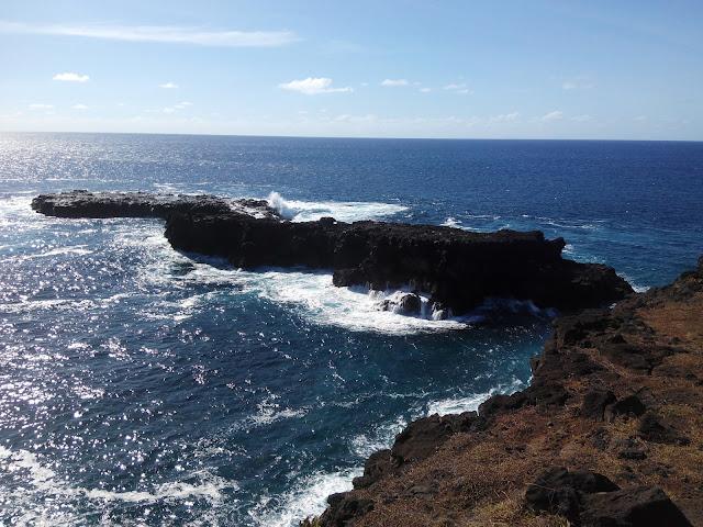 Islote Motu Tautara, Ana Kakenga, Isla de Pascua