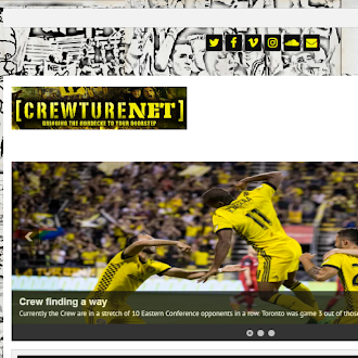 Website example: Following Pro Team