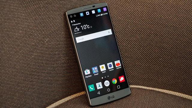 LG V10, Ponsel Gahar Bertubuh Seksi nan Elegan