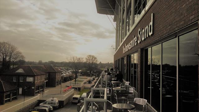 Knavesmire Stand York Racecourse 2017