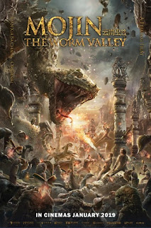 Film Mojin: The Worm Valley 2019 [CGV Cinemas]