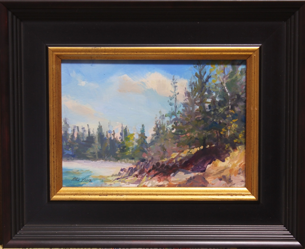 Starving Artist Oil Painting Sale