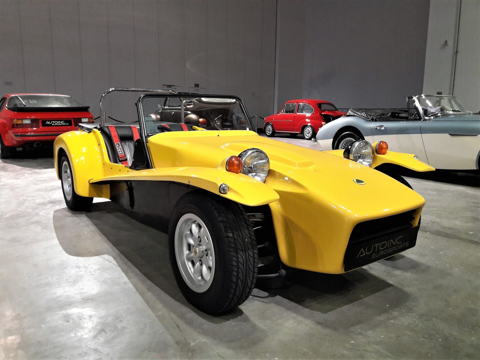 Singapore Vintage and Classic Cars: More than an old car #39: Lotus ...