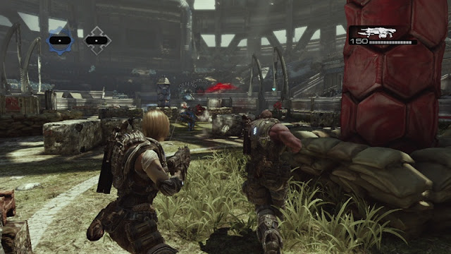 Gears of War 3 PC Download Photo
