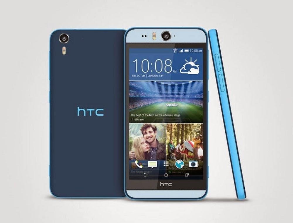HTC Desire Eye tüm özellikleri ile karşınızda