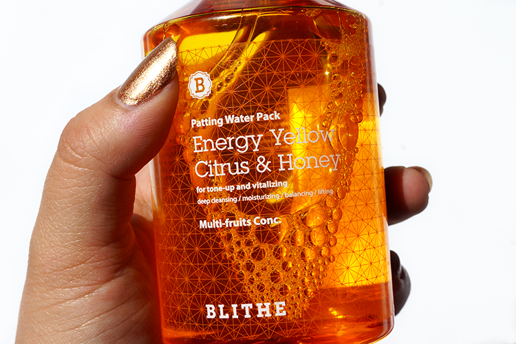 barely-there-beauty-blithe-citrus-honey-mask-korean-skincare-review