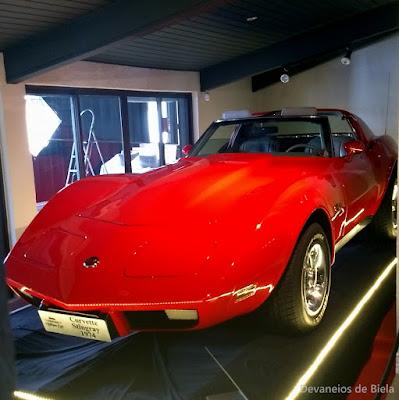 Curitiba Antique Car - carros antigos e clássicos - Corvette