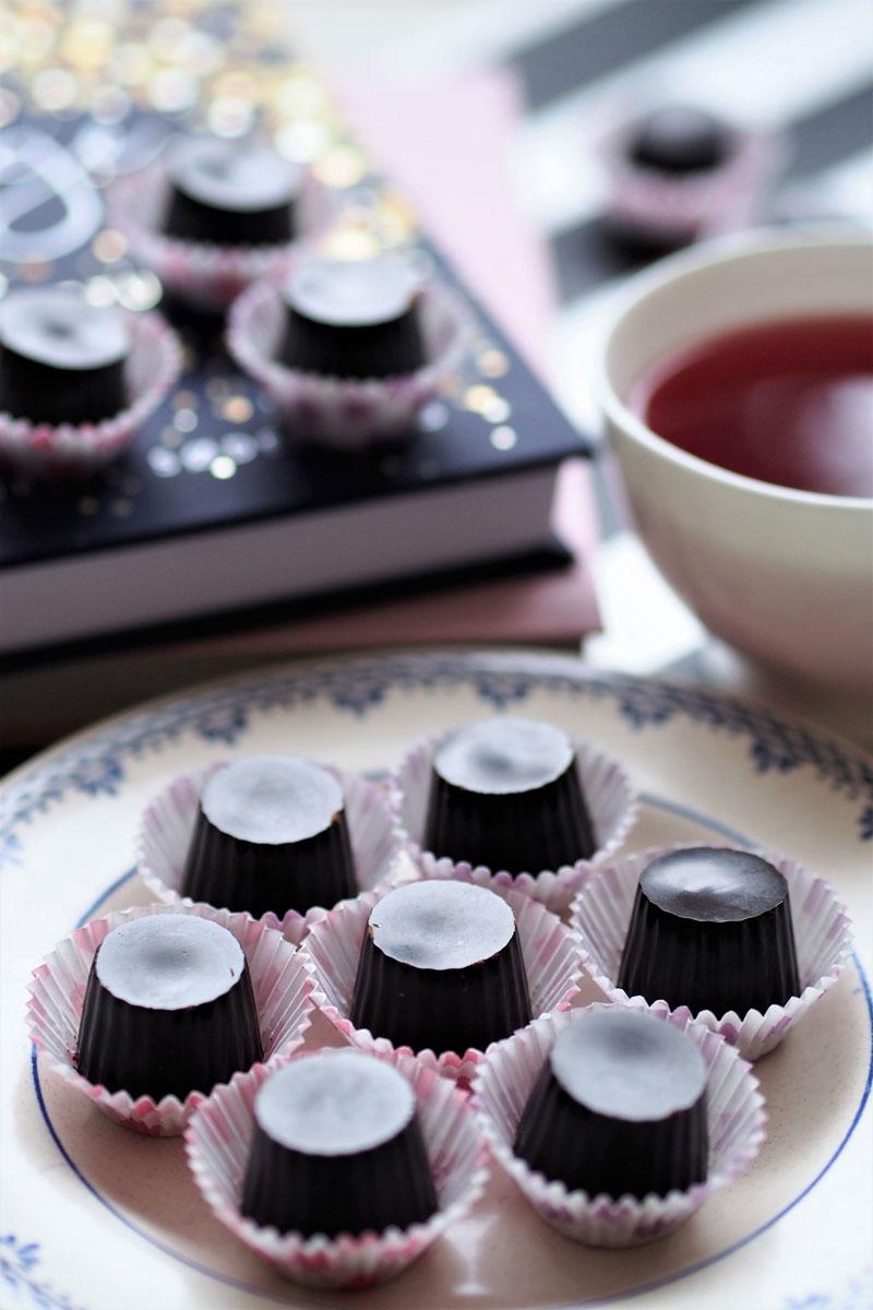 zdrowe czekoladki, które przygotujesz w kilka chwil