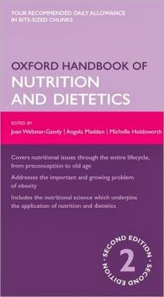 Oxford Sổ tay Dinh dưỡng và Thực chế học