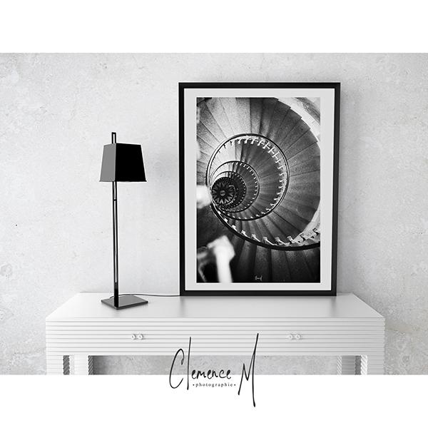 clemence m photographie boutique etsy tirages d'art souvenirs atlantiques phare des baleines île de ré