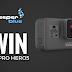GoPro HERO5 Black 4K camera Giveaway #Worldwide