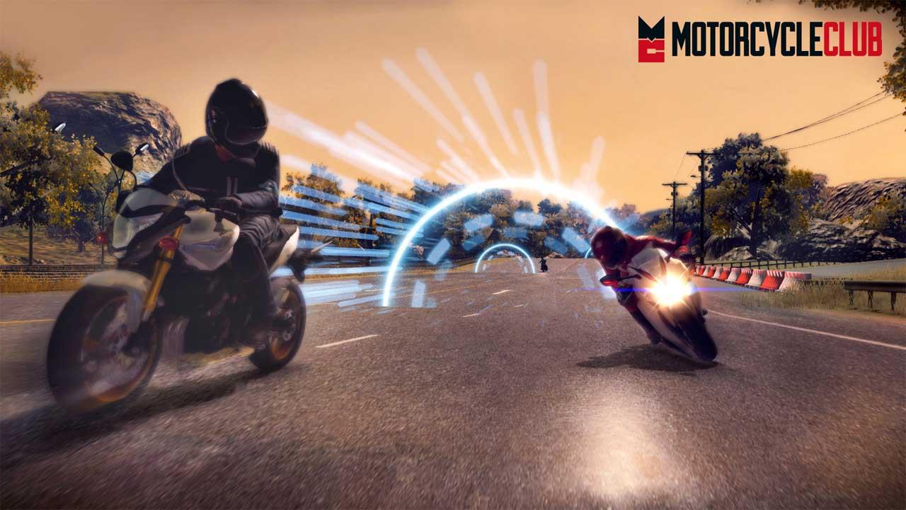 تحميل لعبة Motorcycle Club