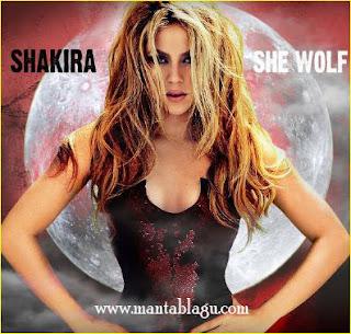 Download Lagu Shakira Mp3 Album She Wolf 2009 Full Rar