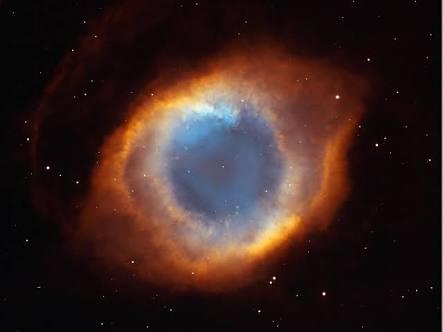 GOD's Eye: He is watching us.